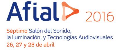 AFIAL 2016-LA ÚNICA FERIA DEL SECTOR QUE SE CELEBRA EN ESPAÑA