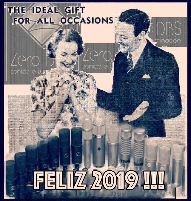 FELIZ AÑO 2019!!!